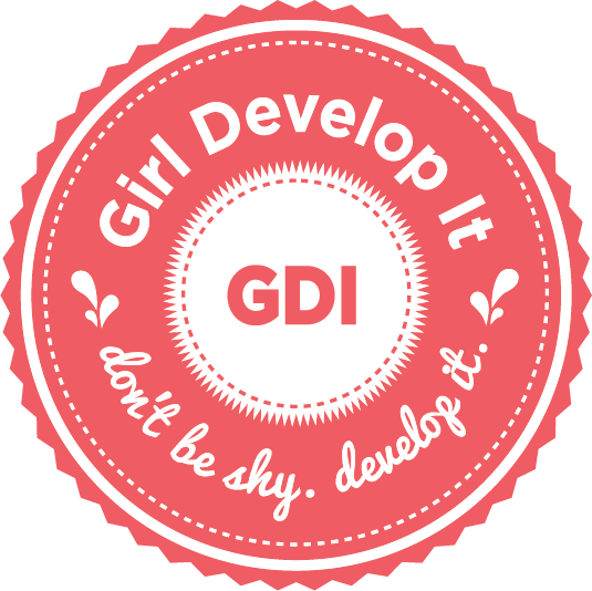 Girl Develop It DC